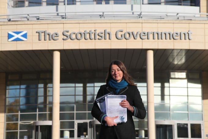Response handover to Scottish Government