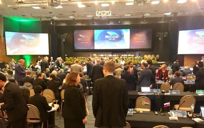 IWC meeting in Brazil