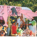 Parade organised by Natutama