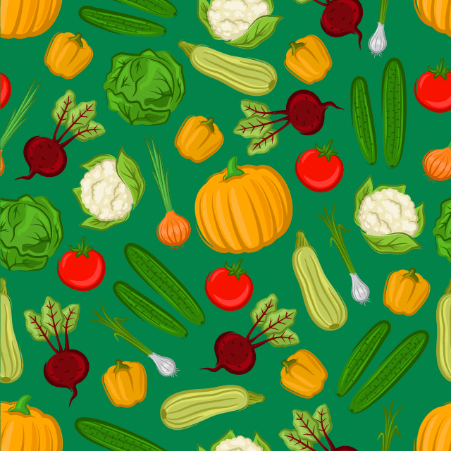 3 - veggies graphic